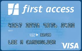 The Access Credit Card